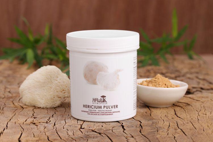 Hericium Pulver 100g