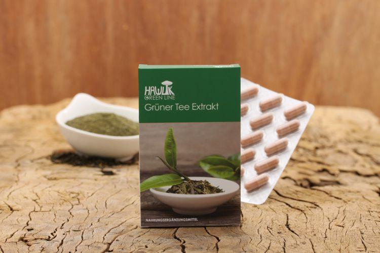 Grüner Tee Extrakt 90 Stk.
