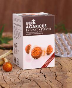 Agaricus (ABM) Extrakt+Pulver 120 Stk.