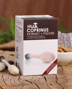 Coprinus Extrakt+Pulver 120 Stk.