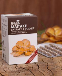 Maitake Extrakt + Pulver 120 Stk.