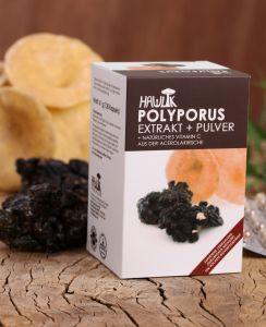 Polyporus Extrakt + Pulver 120 Stk.