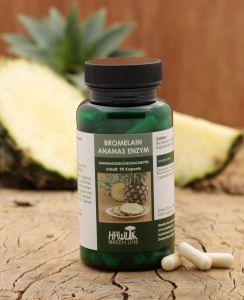 Bromelain Enzym 90 Stk.